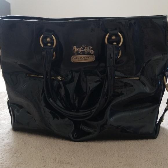24429f554a Large Coach Book Bag
